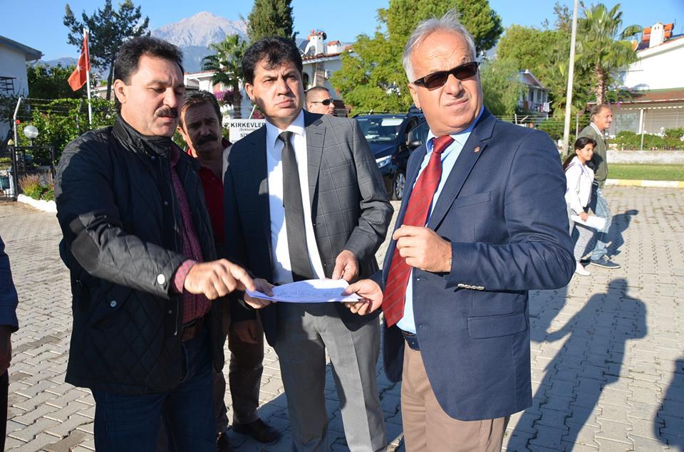 Başkan Gül, Çamyuva Sahil Projesinin Startını Verdi