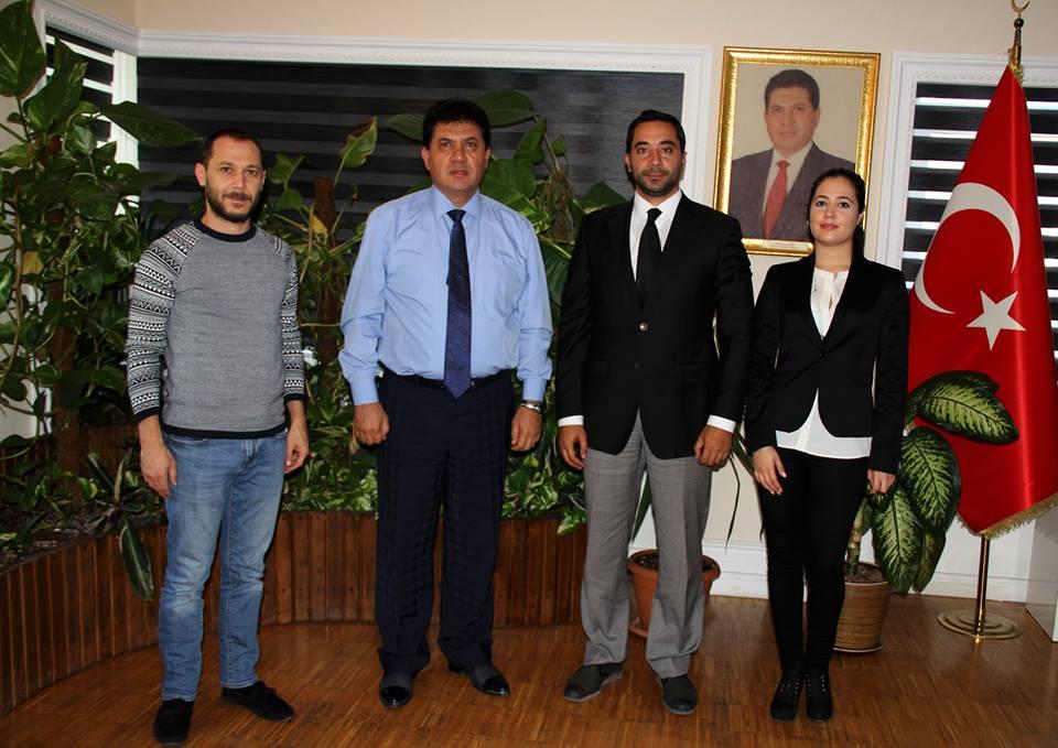 Marla Yapımdan Başkan Gül'e Ziyaret