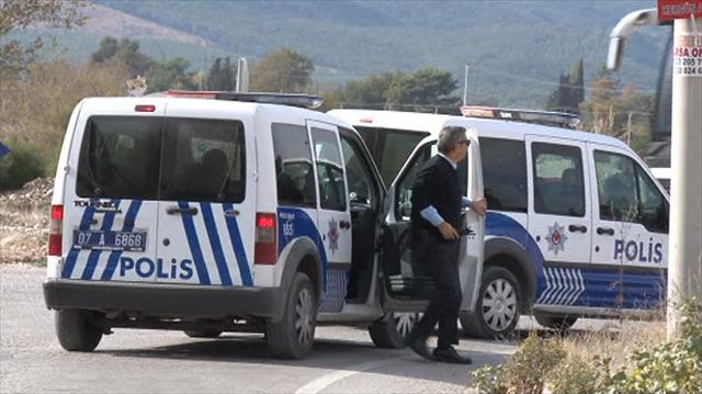 Antalya'da Askere Ateş Açıldı: 1 Şehit
