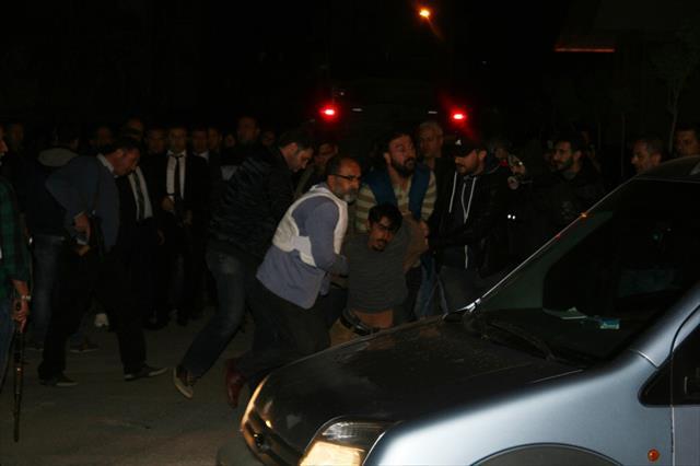 Son Dakika! Antalya'da Teröristlerle Çatışma Bir terörist Ölü Ele Geçirildi.