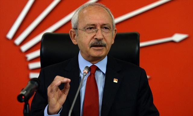 Kılıçdaroğlu'ndan El Bab ve Adana açıklaması