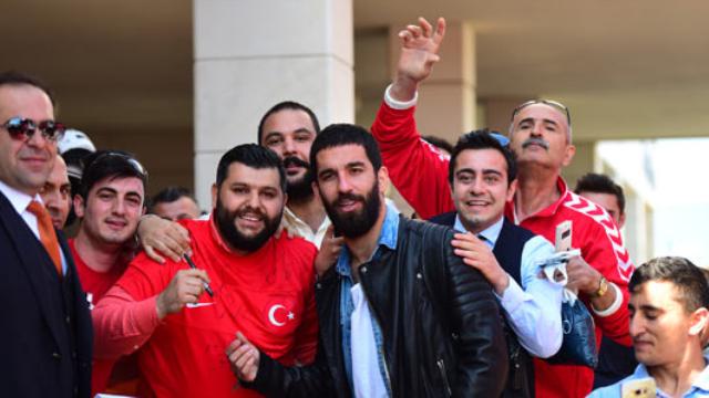 A Milli Takım, Antalya'da Kampa Girdi