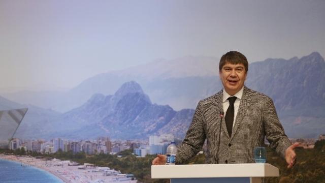 """Başkan Türel: """"Her Türlü Fikir ve Öneriye Açığız"""""""