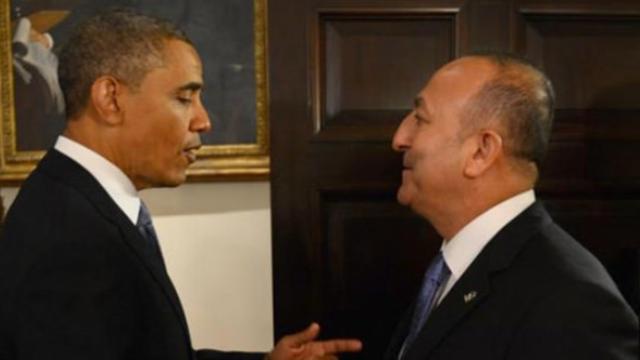 Çavuşoğlu: Obama'ya Golfte Avans Vereceğim