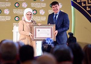Kadın Dostu İşyeri' ödülü Antalya'ya