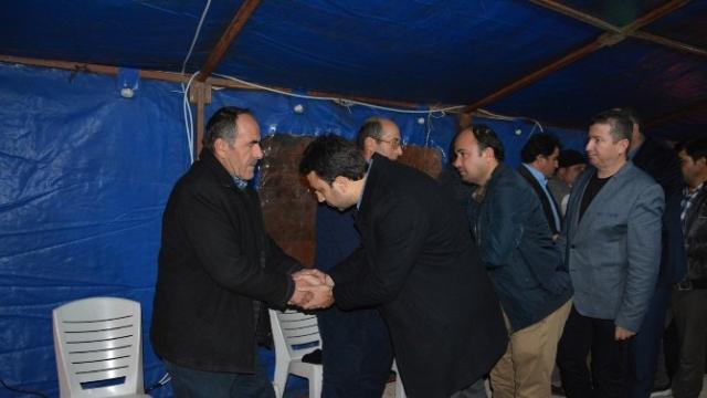 Milletvekili Köse'den Taziye Ziyareti