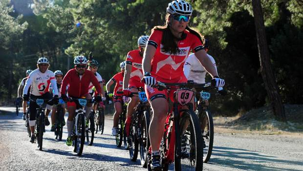Kemerde Trans Taurus Bisiklet Rallisi