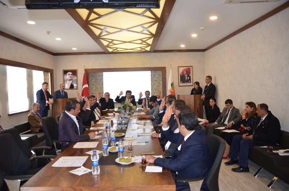 2016 Yılının Son Meclis Toplantısı Yapıldı