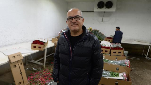 27 Ülke Yeni Yıla Antalya'nın Karanfilleriyle Girecek