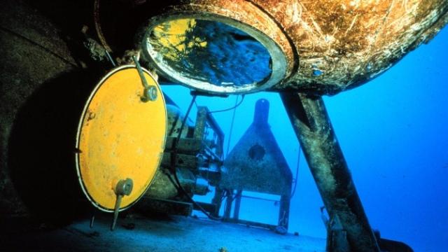 Alman Sualtı Uzmanı Henke, Türkiye'de Denizaltı Laboratuvarı Kuracak
