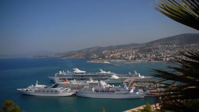 İptaller Yüzde 80 Arttı! Kruvaziyerler Türkiye'yi Rotadan Çıkardı