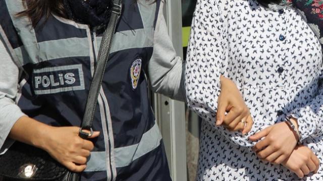 Kumluca'da Fetö Operasyonu: 9 Kadın Gözaltında
