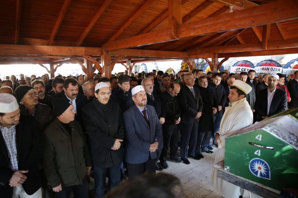 Mustafa Köse'nin babaannesi toprağa verildi