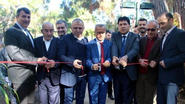 Yemen Kahvesi Kemer'de açıldı
