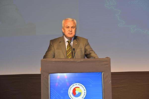 TOBB Yönetim Kurulu üyesi Karakuş: e-ticaret'te yolun başındayız