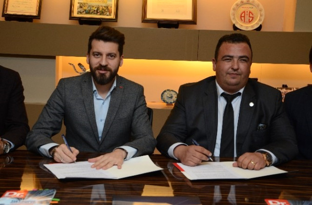 Antalya İşadamları Derneği'ne İndirimli Sağlık Hizmeti