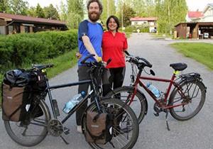 Bisiklet ile dünya turu
