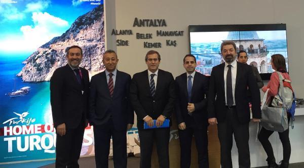 Antalya'ya ilk turizm fuarından kötü haber