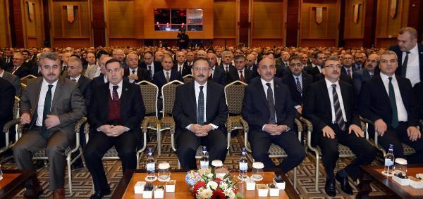 Bakan Özhaseki: Bu ülkenin altı da oynak üstü de