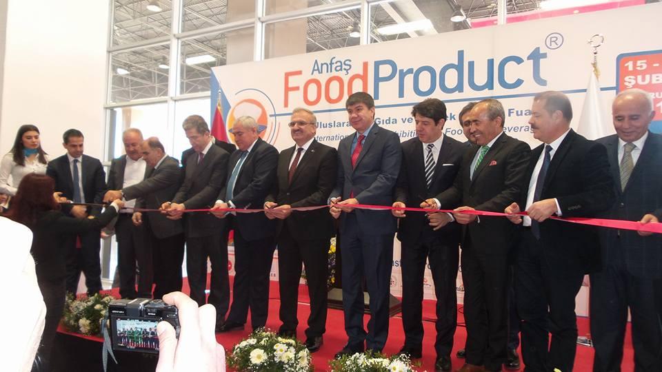 24. Uluslararası Gıda ve İçecek İhtisas Fuarı
