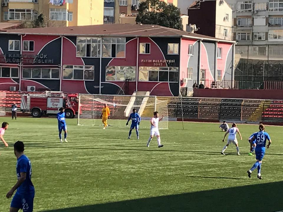 Kemerspor 2003 İstanbuldan 3 puanla dönüyor