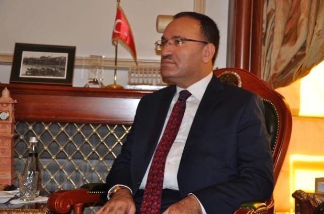 Adalet Bakanı Bozdağ, Antalya'da