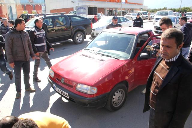 Bakan Bozdağ'ın Programını Takip Eden Foto Muhabiri Kaza Geçirdi