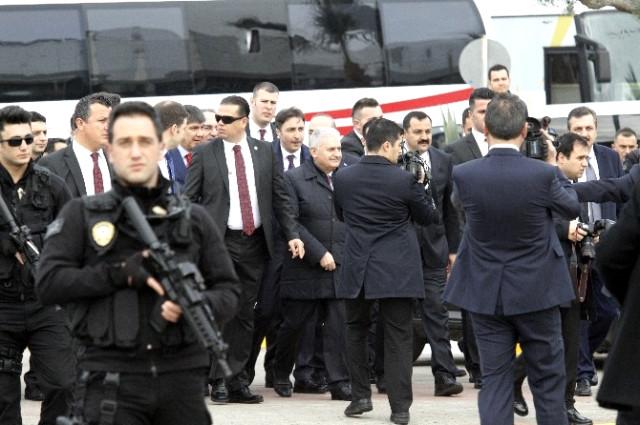 Başbakan Binali Yıldırım Antalya'da