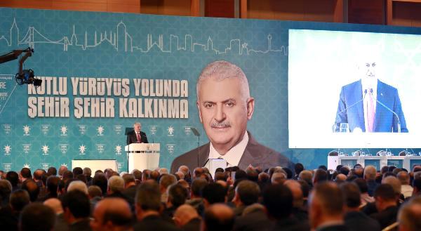 Antalya Başbakan Yıldırım;-Inşallah 16 Nisan'da Türkiye'ye Yeni Bir Bahar Gelecek-2