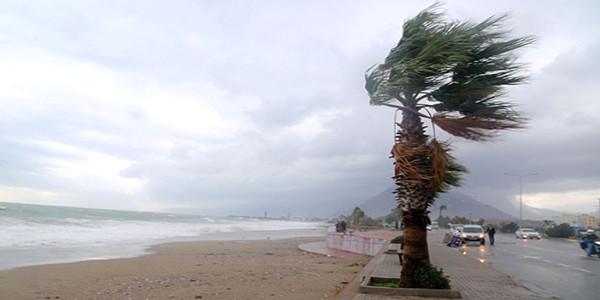 Batı Akdeniz İçin Fırtına Uyarısı