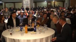 Beşiktaşlılardan Rıza Çalımbay'a Sürpriz