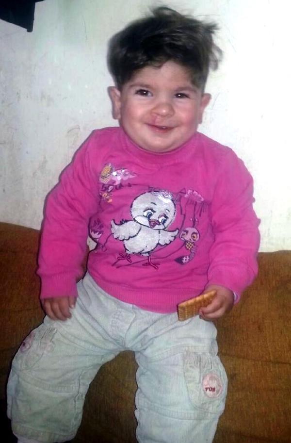 Doğuştan Kalbi Delik Suriyeli Bebek Yaşamını Yitirdi