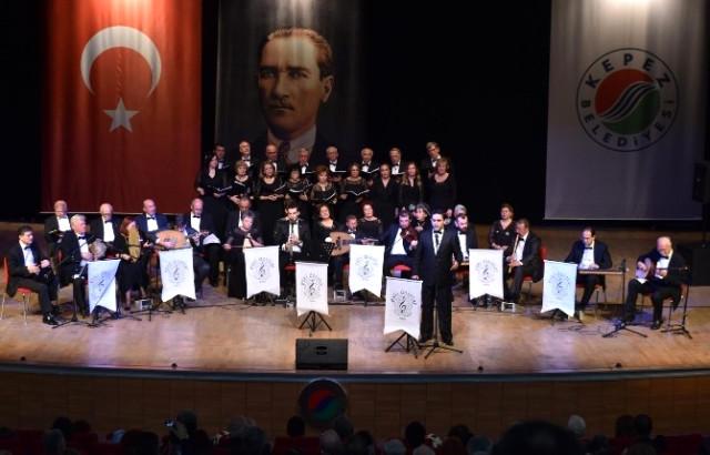 Kepez'de Musiki Ziyafeti