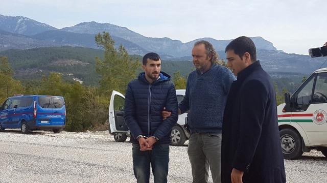 Konya'da Öldürüp Antalya'da Gömdüler