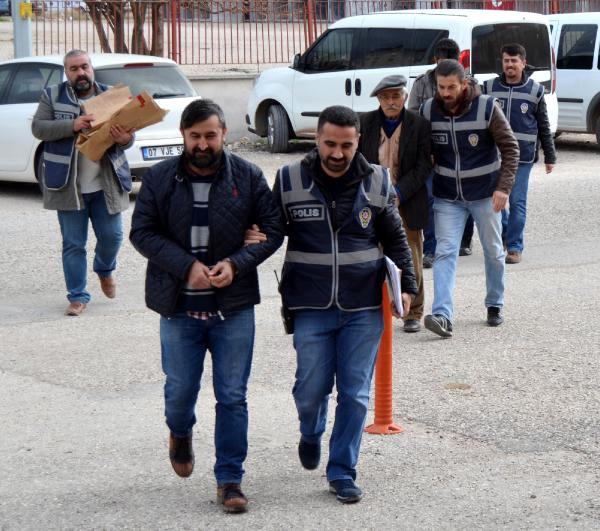 Kumluca'da Tüfekle Yaralamaya 2 Tutuklama
