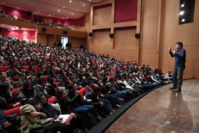 Öğrenciler, Üniversitelerle Buluştu