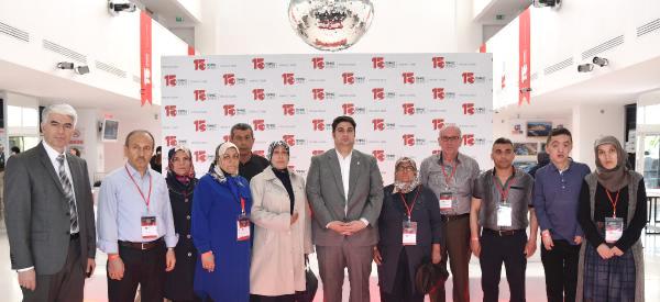 15 Temmuz Şehit Aileleri Antalya'da Buluştu