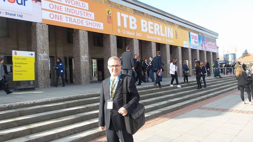 'ITB Berlin'in en önemli konusu Türk turizminin boykot edilmesi olacak'