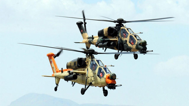 Türkiye'nin Savunma Sanayiindeki Gururu ATAK, Testlerden Başarıyla Geçti