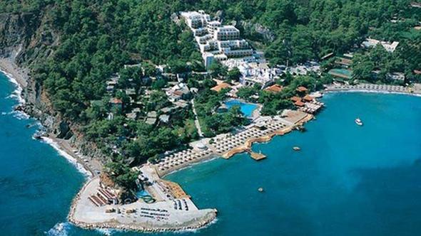 5 yıldızlı Club Phaselis Tatil Köyü İcradan Satılık