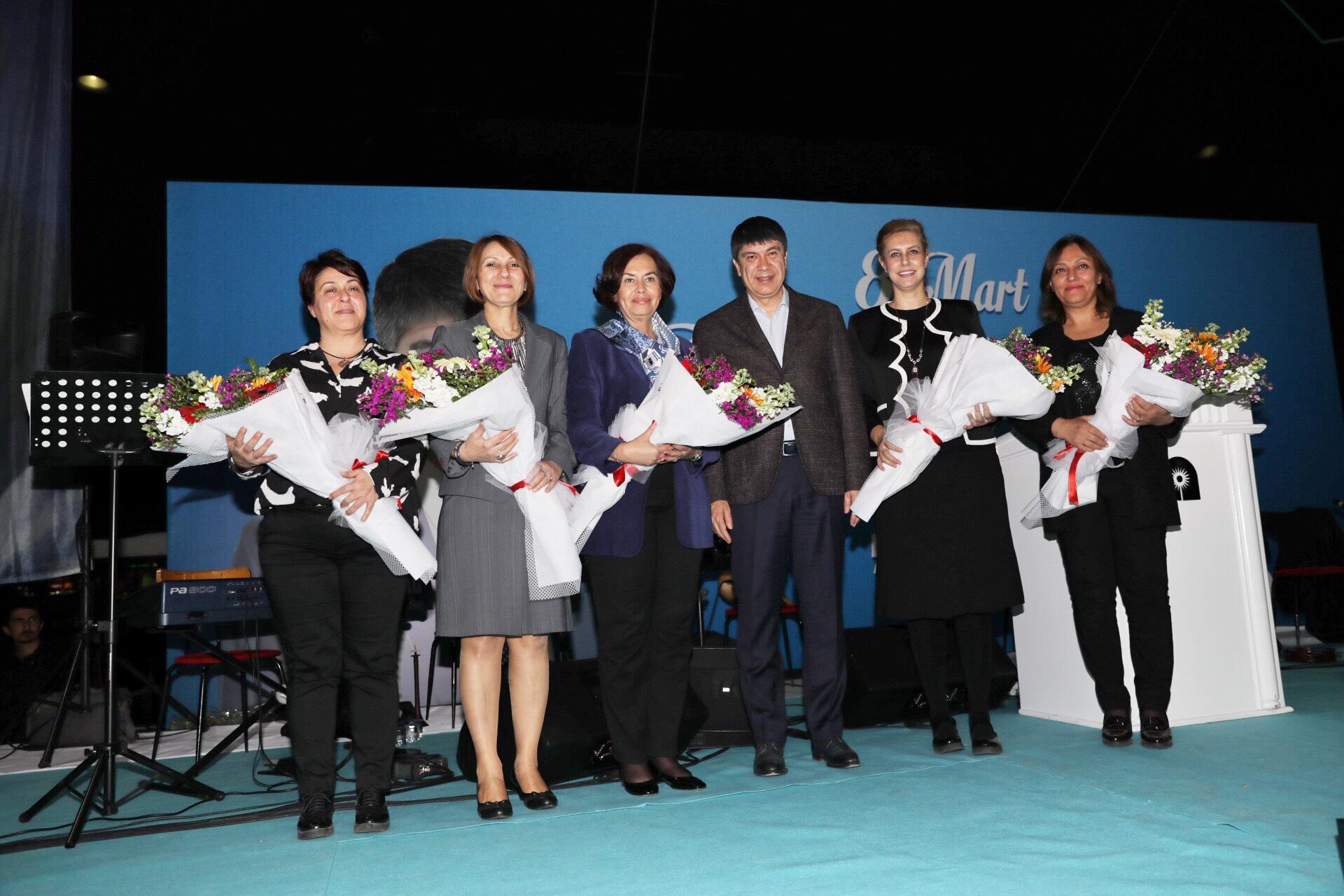 Başkan Türel'den kadınlar için özel program