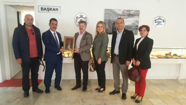 Abb'den Başkan Vekili Baysal'a Ziyaret