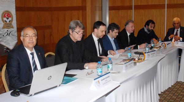 Aefca Yönetim Kurulu Toplantısı Serik'te Başladı