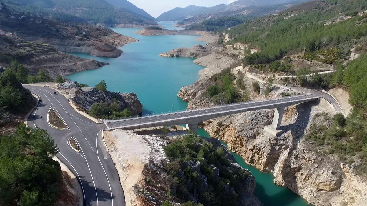 Ak Köprü 17 Mart'ta açılıyor