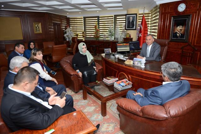 AK Parti Milletvekili Çelik, Kumluca'da İncelemede Bulundu