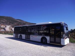Alanya Polisler Tebdil-i Kıyafetle Otobüsleri Denetledi