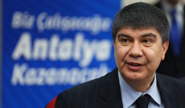 Antalya Büyükşehir Belediye Başkanı Türel Açıklaması