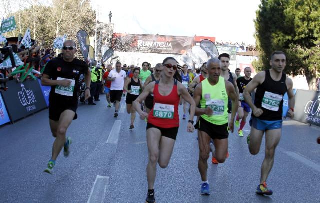 Antalya'da Yarışta Ölen Sporcunun Cenazesi İstanbul'a Gönderildi