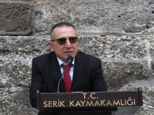 Atatürk'ün Aspendos Antik Tiyatrosu' Na Gelişinin 87. Yılı Kutlandı