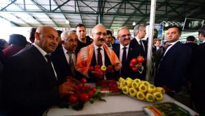 Bakan Elvan, De-Myra 4. Tarım Fuarını Açılışını Yaptı